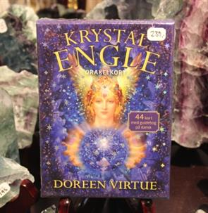 Virtue Doreen: KRYSTAL-ENGLE